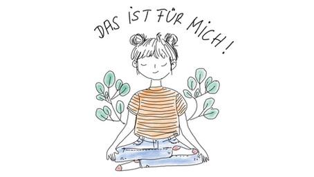 Meditation = Mich Sein lassen