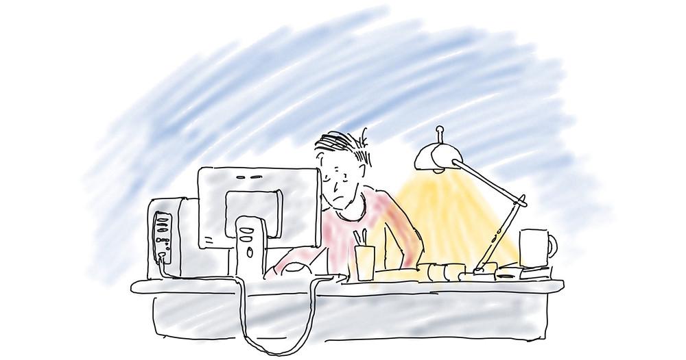Von der Wichtigkeit des Schlafs - Achtsamkeit Blog