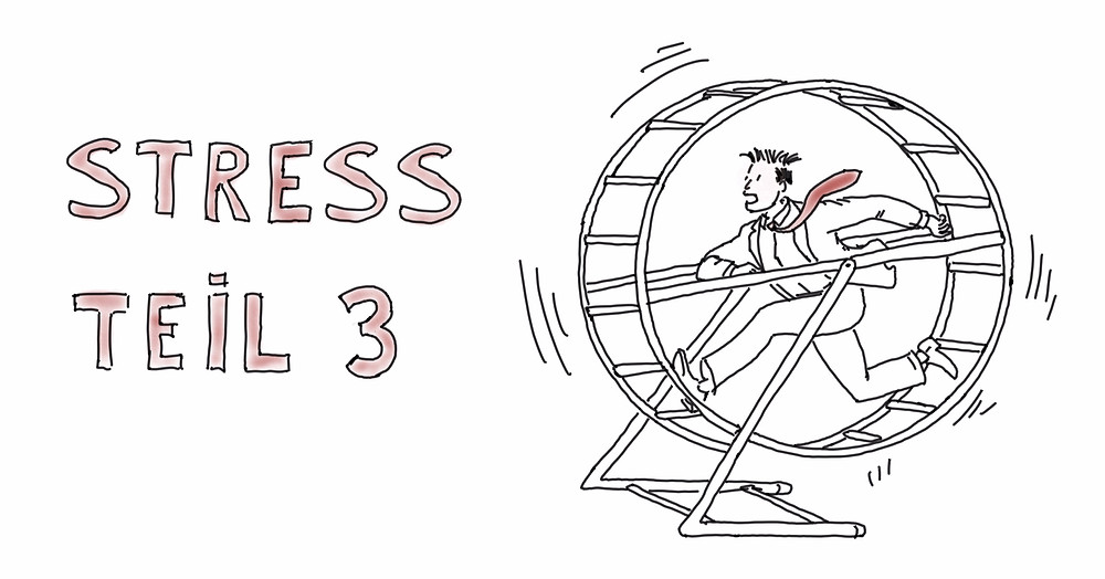 Dauerstress im Alltag spüren - Achtsamkeit Blog