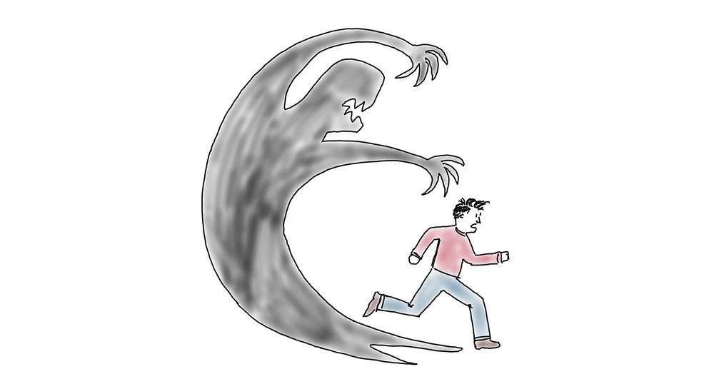 Warum laufe ich vor meinen Gefühlen weg -  - Achtsamkeit Blog