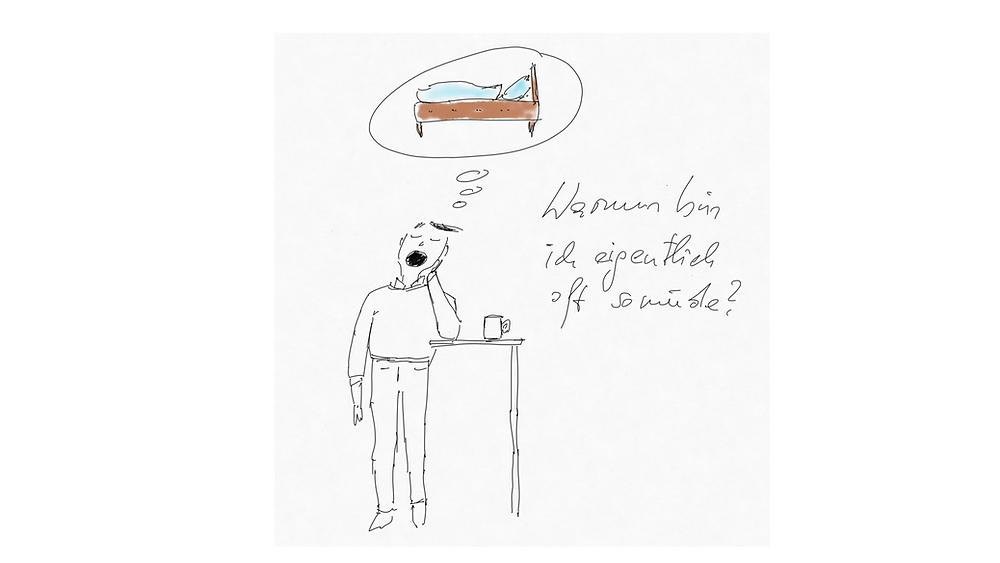 Warum Schlaf so wichtig ist - Achtsamkeit Blog