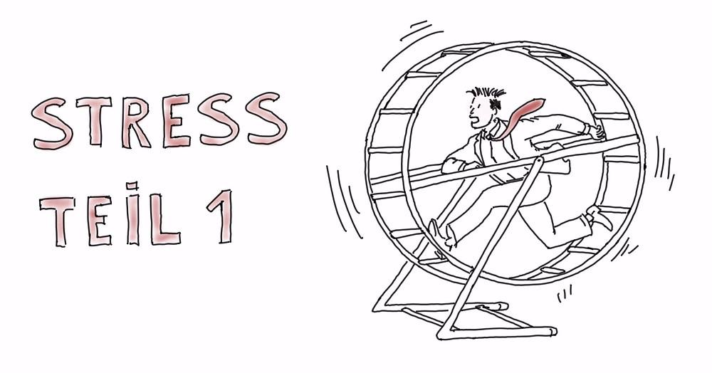 Woher kommt unsere Stressreation - Achtsamkeit Blog