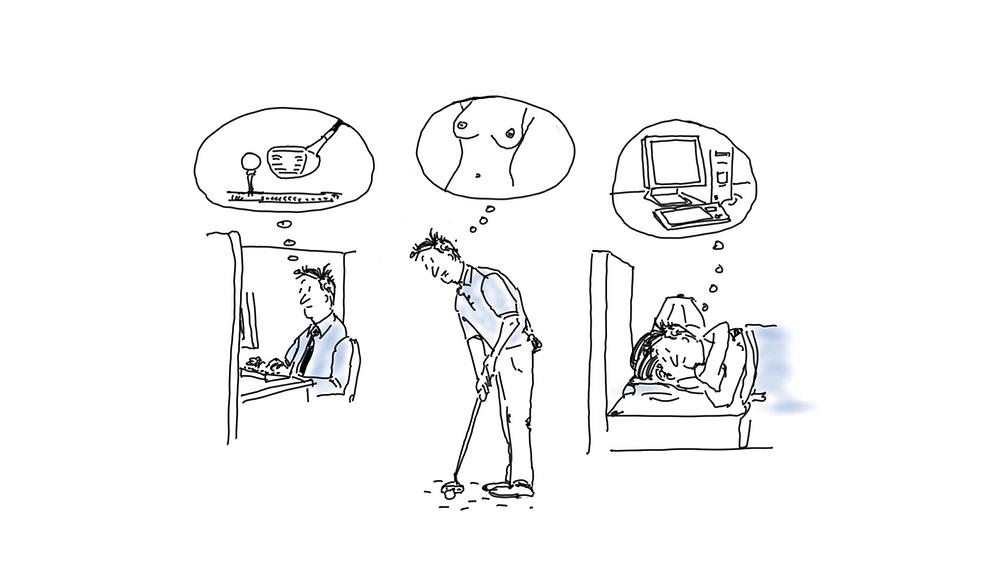 Die Sache mit dem Fokus - Achtsamkeit Blog