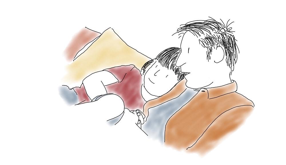 Achtsamkeit Blog: Was brauchen Kinder um sich zu entspannen?
