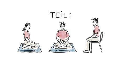 Haltung ist die Basis von Meditation - Teil 1