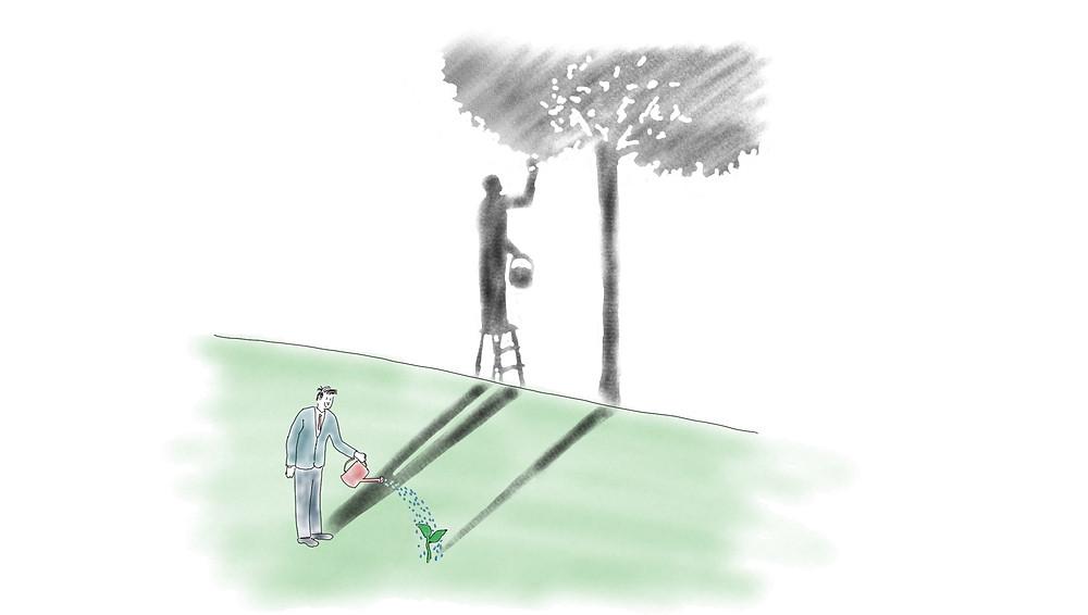 9 Aspekte der Achtsamkeit Teil 2 - die Geduld - Blog Achtsamkeit