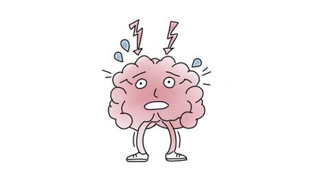 Wie Stress sich im Gehirn auswirkt