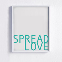 Spread Love Poster 4