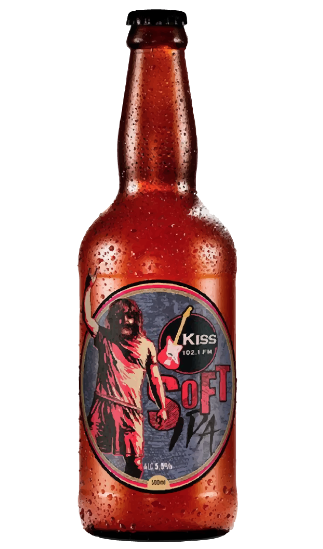 Kiss Soft IPA Web
