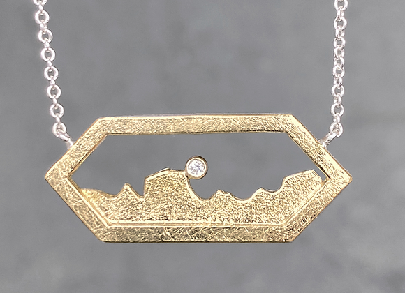 Canyonlands | Canyonlands Silhouette Necklace