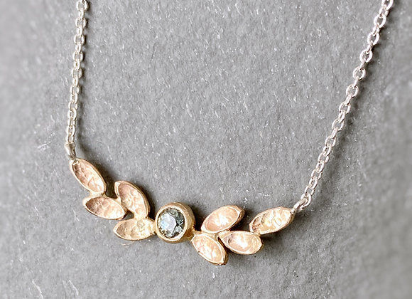 Garden | Emerging Leaves Necklace