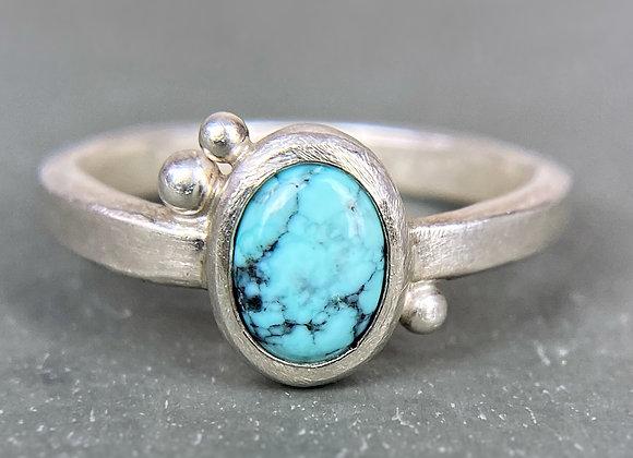 Blackbird Turquoise Ring