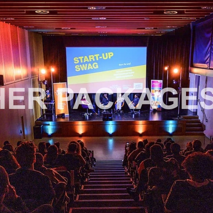 Start-Up Swag 2.0: Live Panel