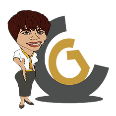 Gina with the Logo.png