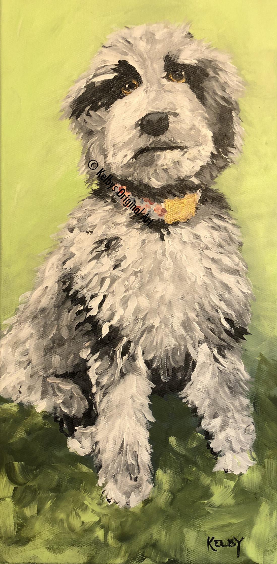 Lindsey's Dog