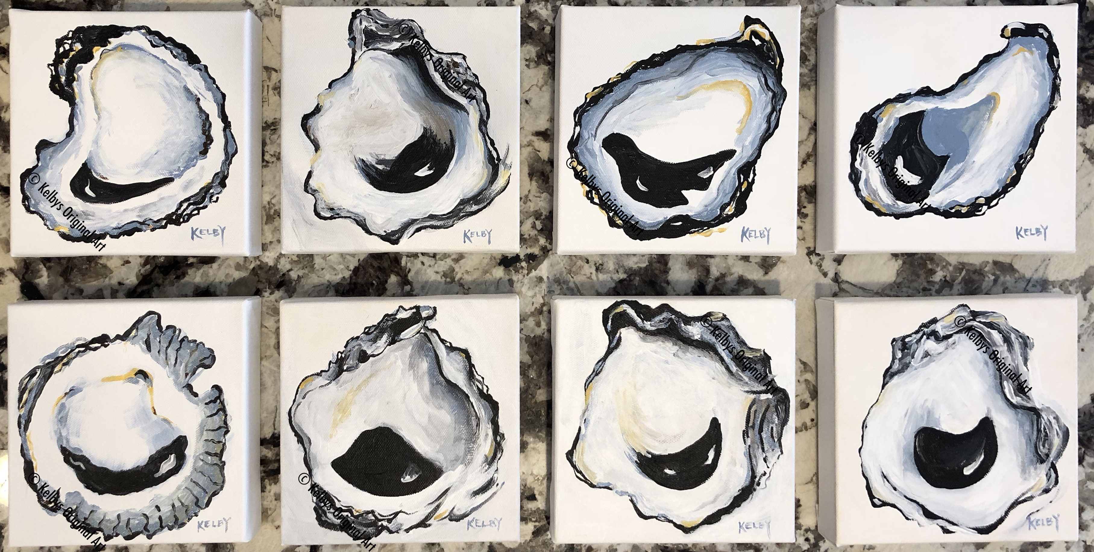 Mini Oysters