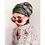 Thumbnail: Oyster Silk Scarf
