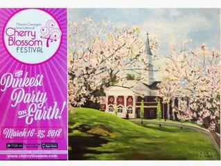 Cherry Blossom Festival #pinkestparty