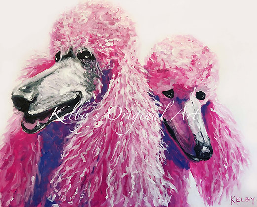 Macon's Famous Pink Poodles