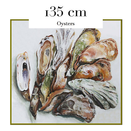 Oyster Silk Scarf