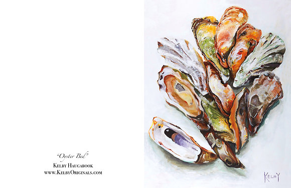 Oyster Stationary
