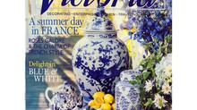 Press: Victoria Magazine