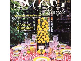 Shrimp, Collards, & Grits Magazine