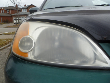 How to Restore Foggy/Cloudy Headlights -DIY - The Fastest and Easiest Way - 2020