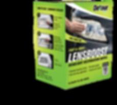 Detour Auto LensBoost Shop Pack Headlight Restoration Wipes