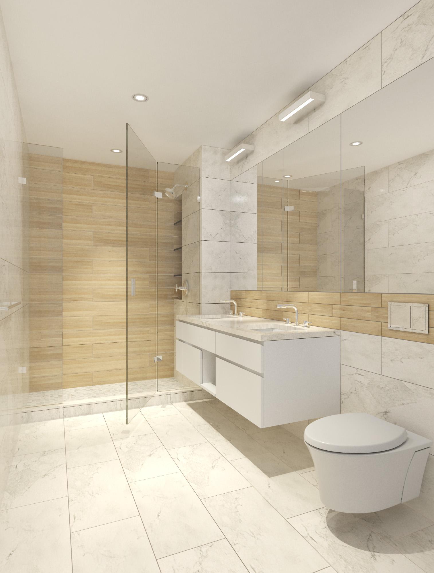 74 Devoe Street - Master Bathroom - 150714