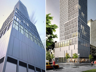 First Look at Madigan Development's Upcoming Hudson Square Tower at 111 Varick Street