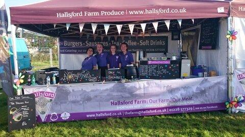 Hallsford Farm Produce