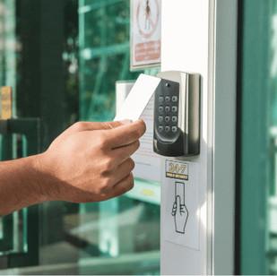 Security Card Reader