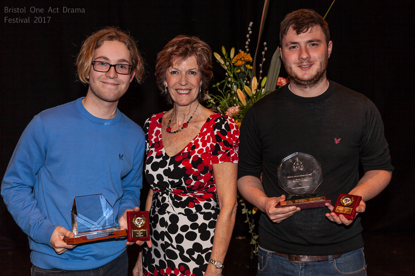 UWE Drama Soc. - Best Supporting Performance & Best Original Play