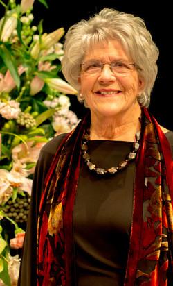 Festival Secretary - Jill Gill
