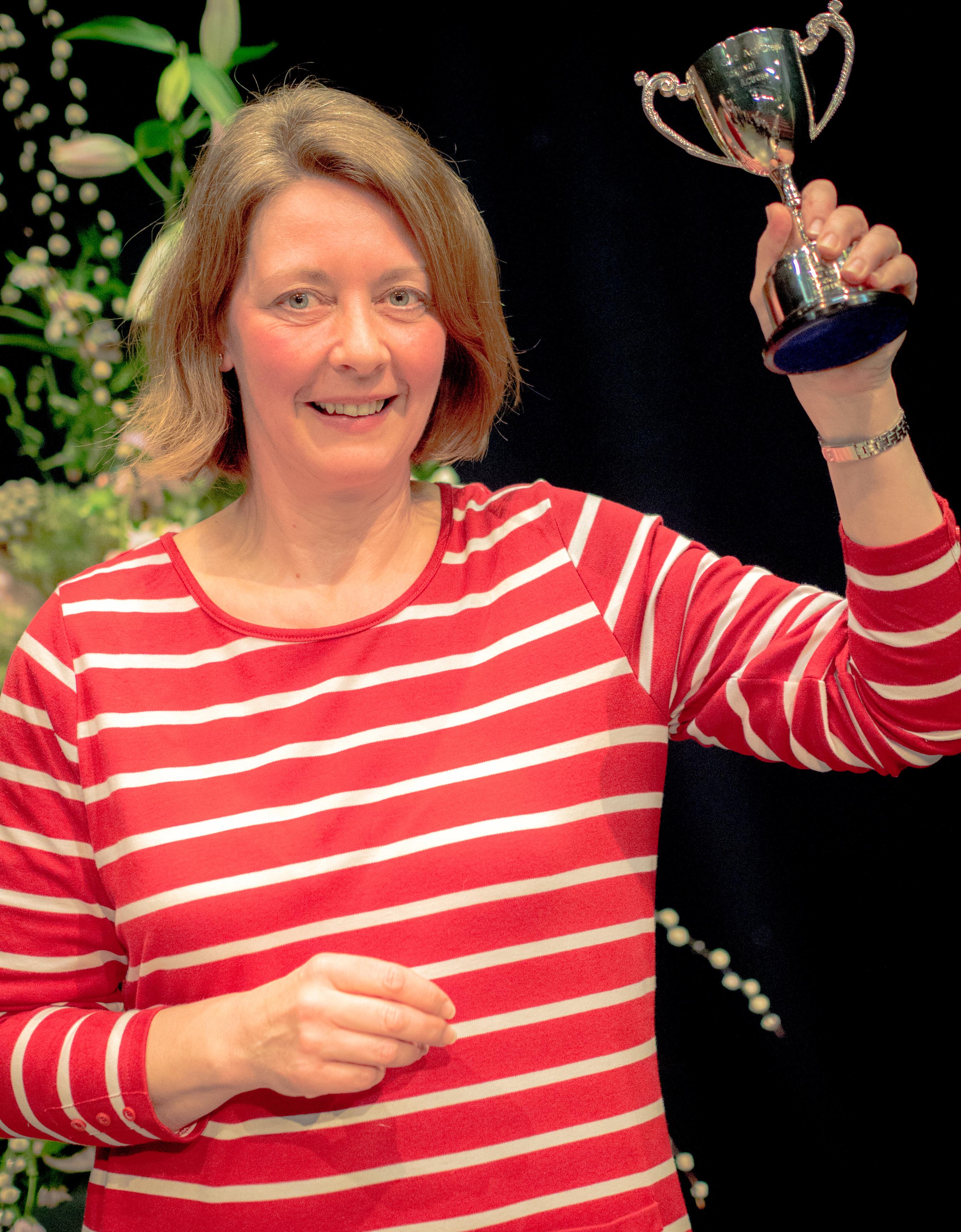 Best Actress - Gill Cowen