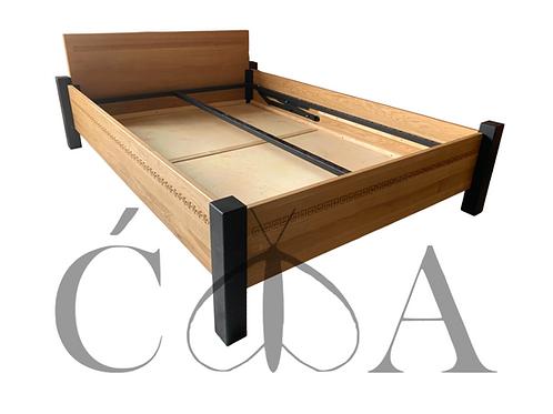 Łóżko bez frezowania