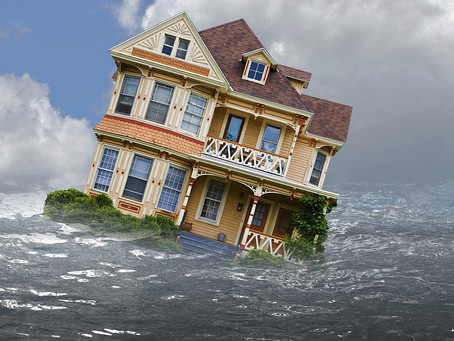 You Can't Buy Flood Insurance...