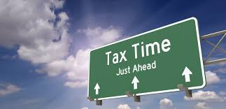 TAX FILING and TAX PAYMENT DEADLINES...Extended