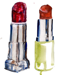 Grans (from the series All The Lipsticks In My Bag)