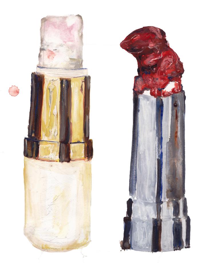 Melting Lipstick