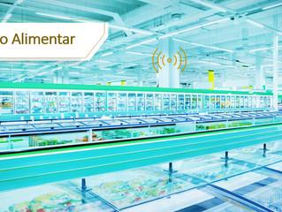 Onde usar o monitoramento automático de temperatura?