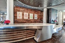 NYLO Hotel Lobby