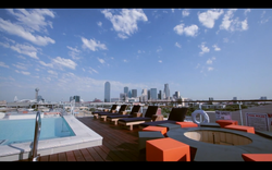 NYLO Hotel Roof Top Pool