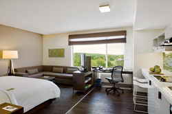 element Hotel Guest Room