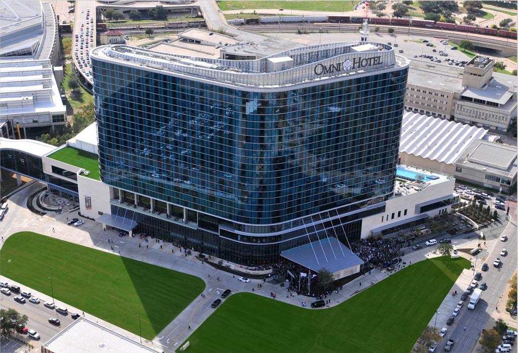 Omni Hotel, Dallas