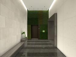 element Hotel Hallway