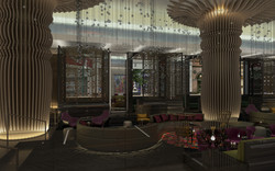 W Hotel Lobby