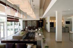 element Hotel Lobby