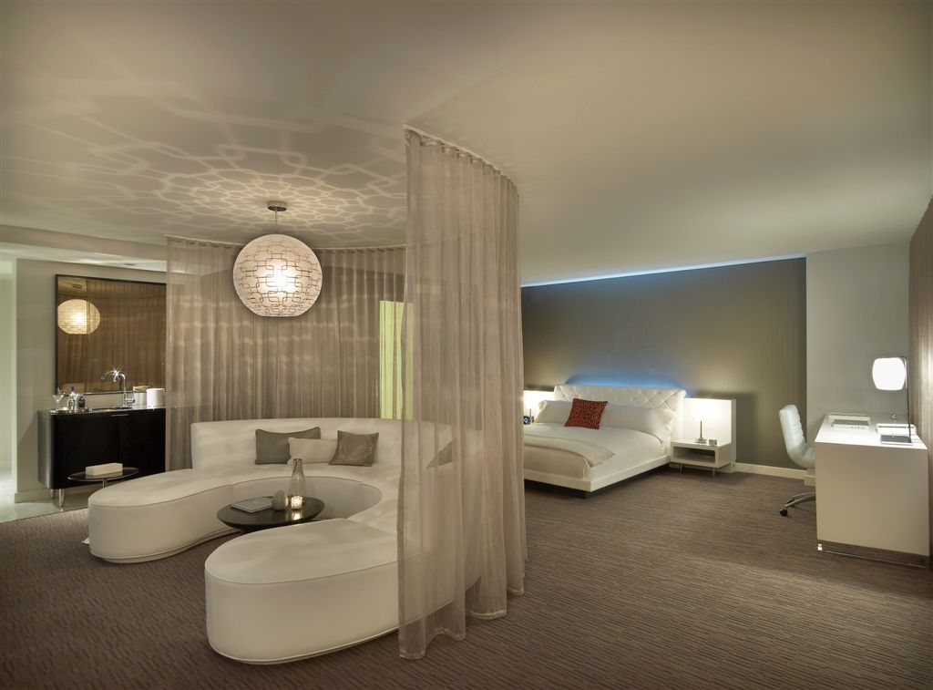 W Hollywood Guest Suite